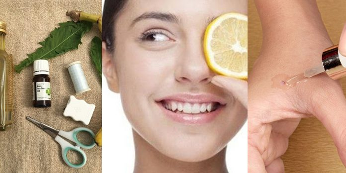 homemade remedies for removing skin tags