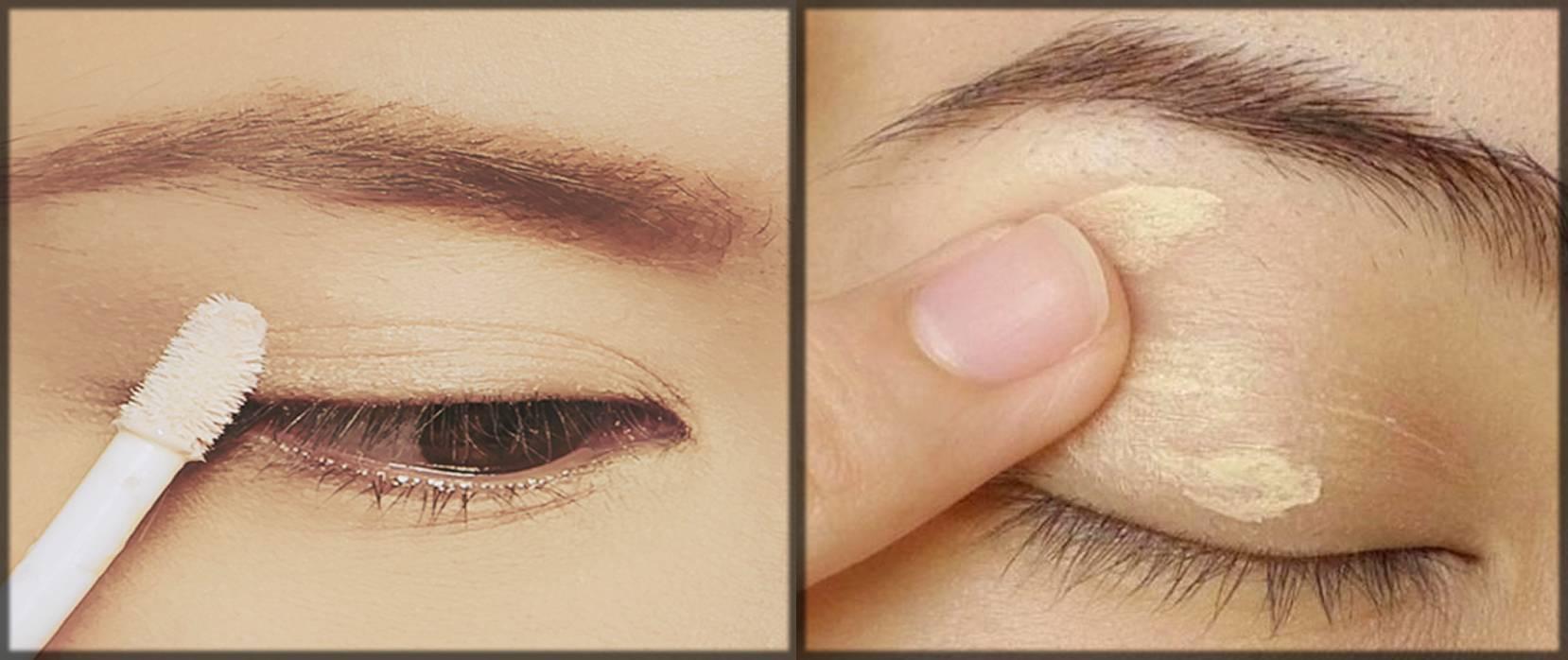 apply primer for perfect arabic eye makeup