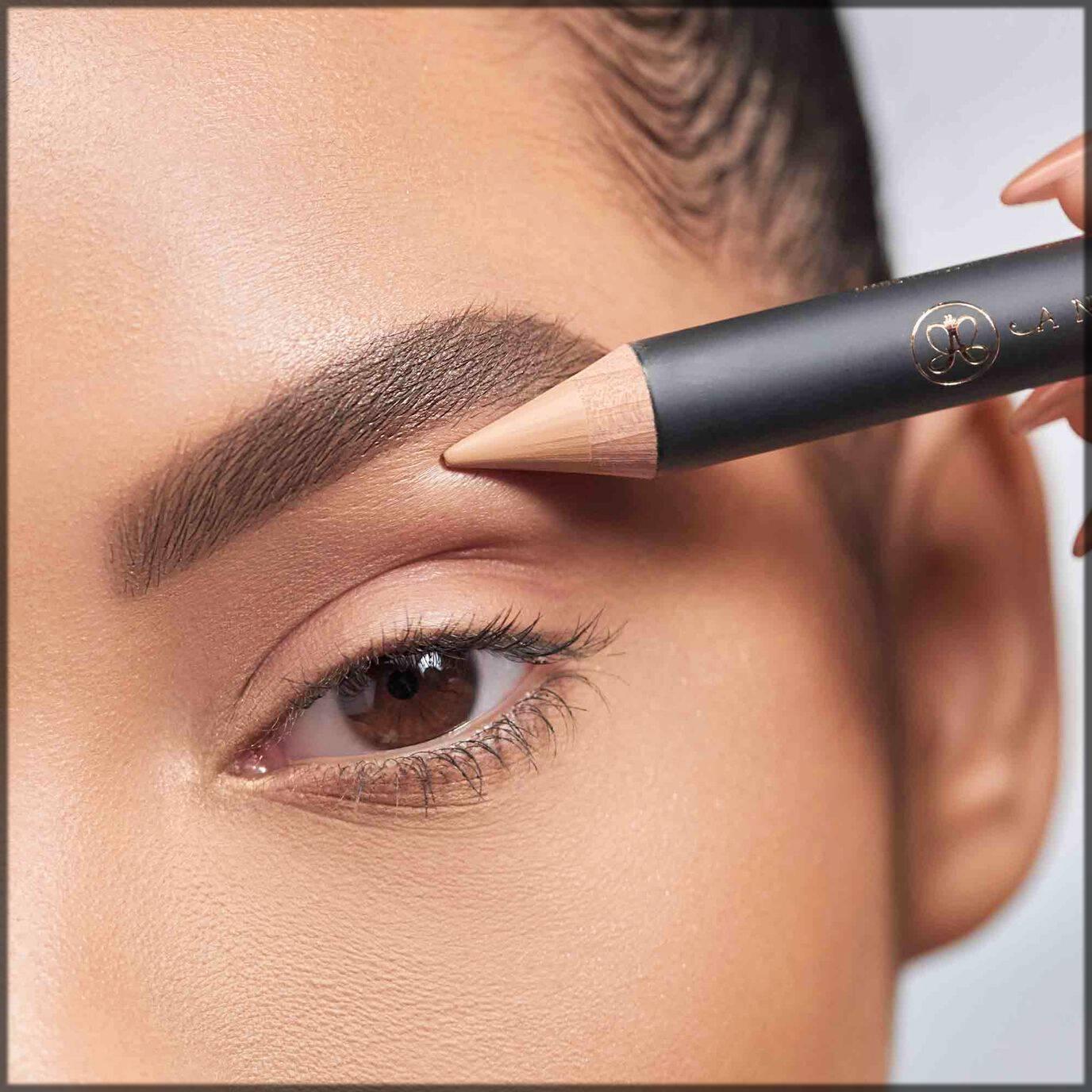 arabic eye makeup tutorial - step 1