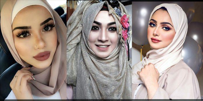 impressive hijab makeup tutorial