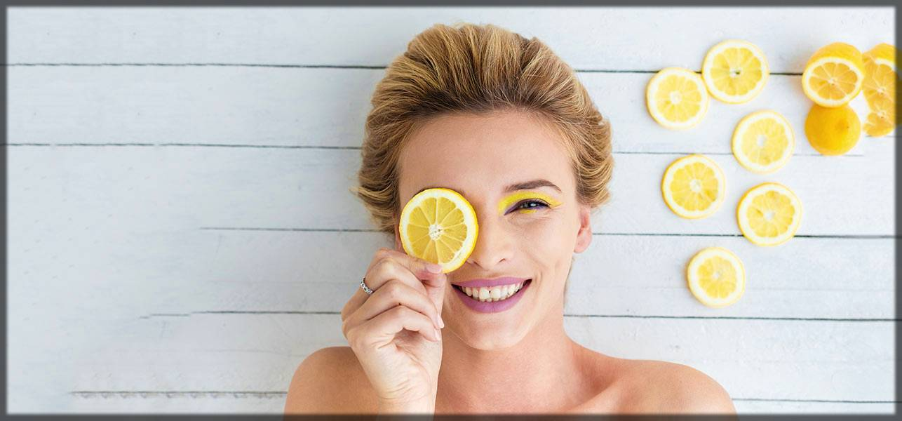lemon is good for skin tags removal