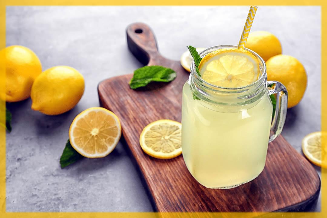 lemon juice for skin