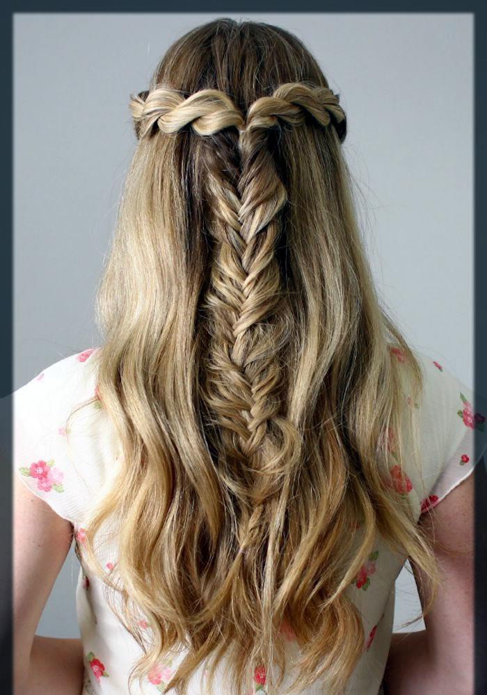 logn hairstytles for women