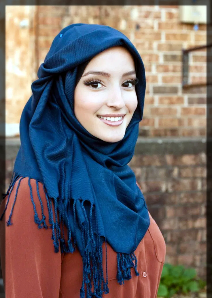 lovely hijab wrapping ideas for women
