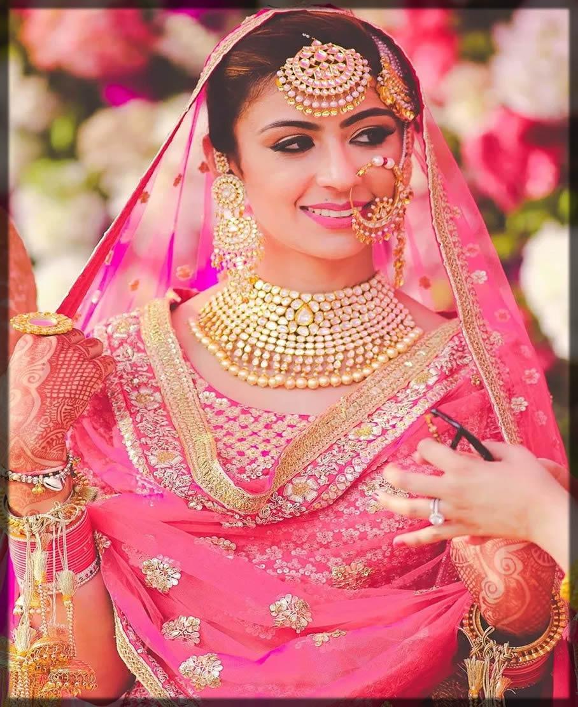 mang tikka for bride