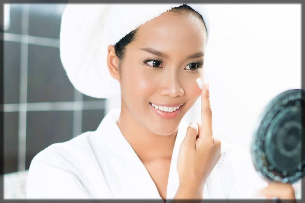 moisturize your body - skin whitening tip