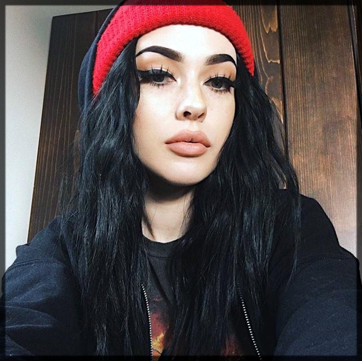 naturally winter makeup