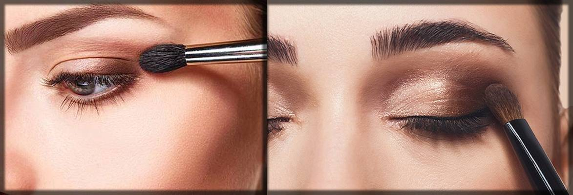 arabic style outer layer eye makeup