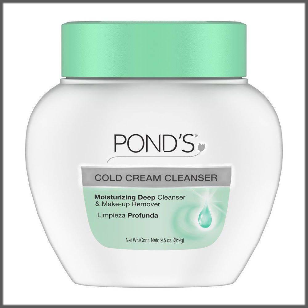 ponds cold cream for skincare