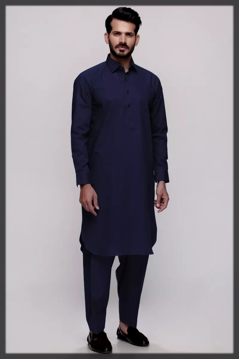 reddish grey summer suit for men