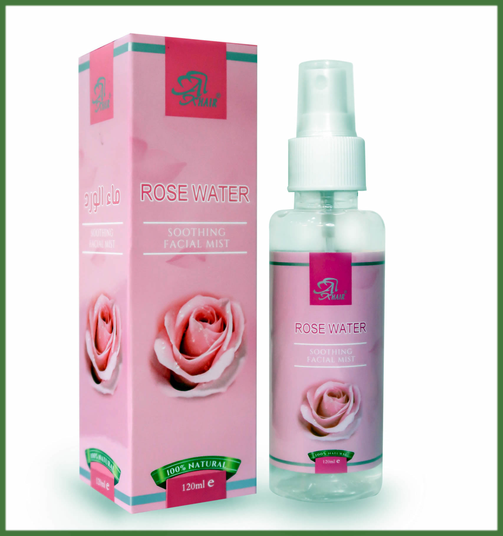 rose water for skin care