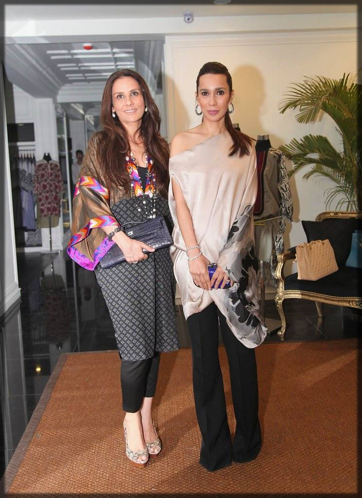 sana and safinaz - the hit pakistani fashion designers