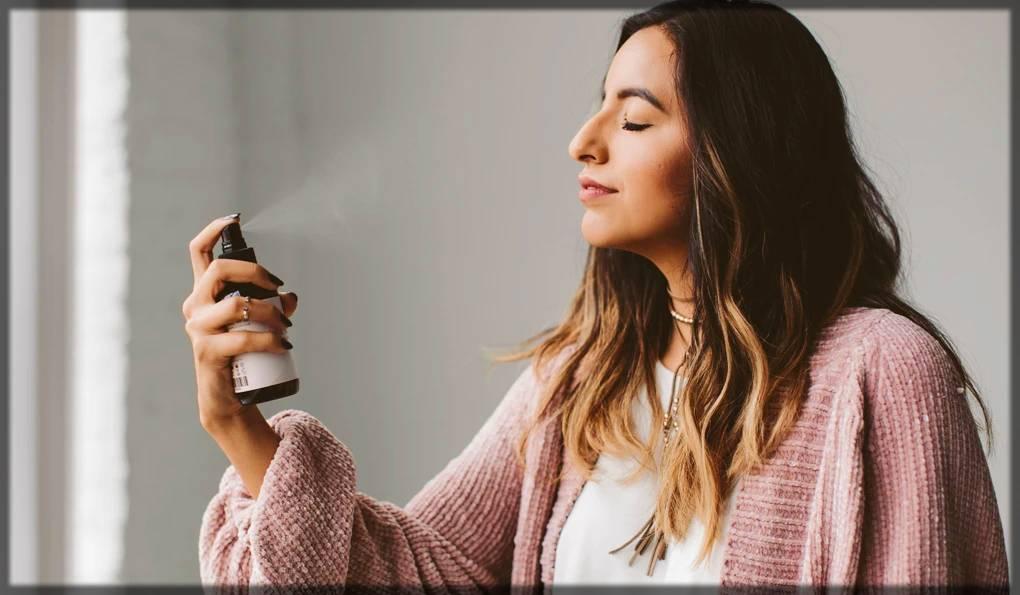 skin whitening tip - use rose water