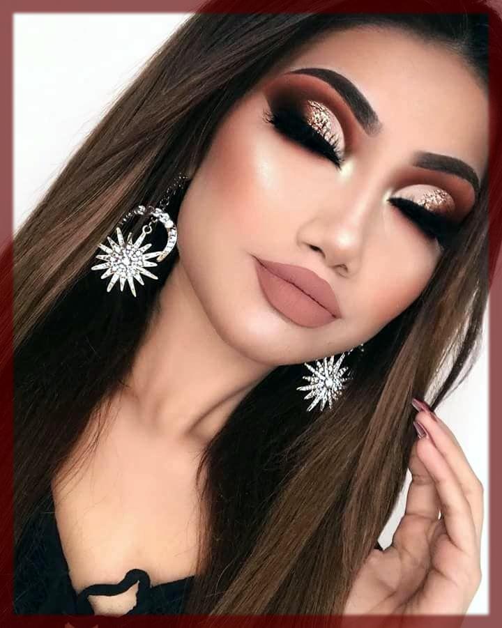 striking winter makeup tips