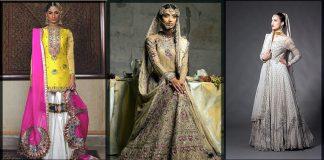 Latest Fahad Hussayn Bridal Collection 2021 | Designer Wedding Dresses