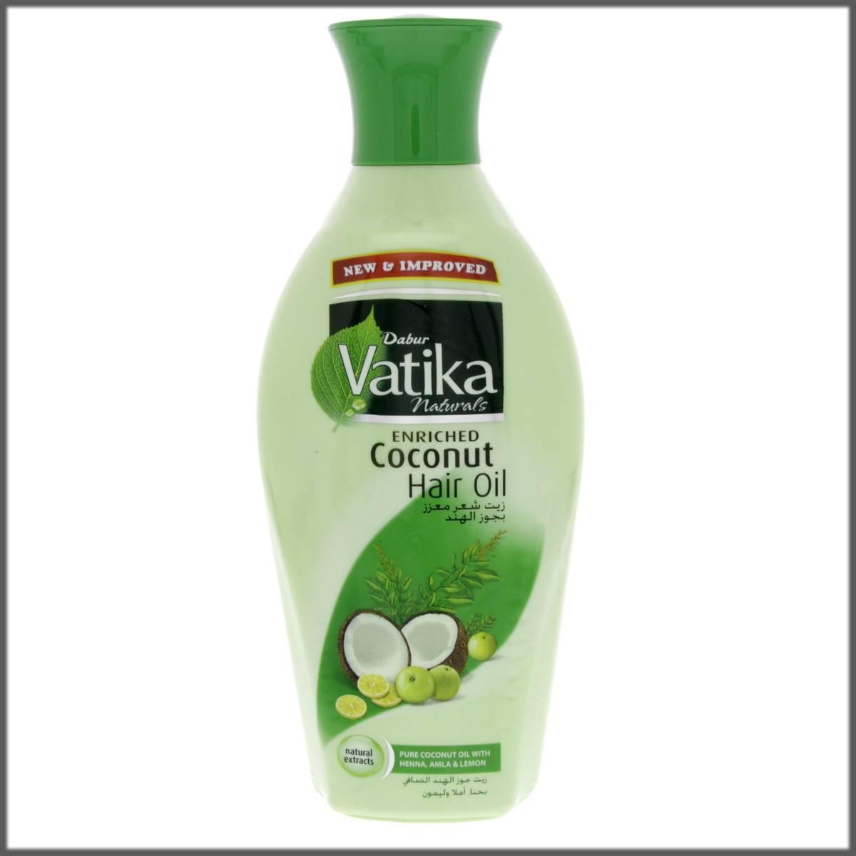 vatika oil for skincare in winters