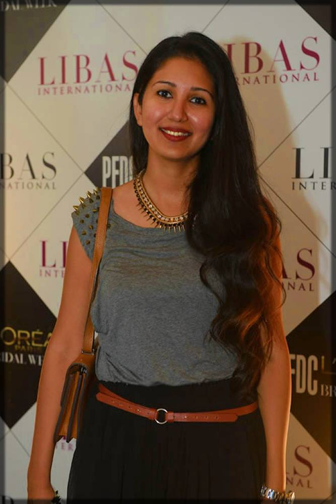 zara shahjahan - pakistani fashion designer