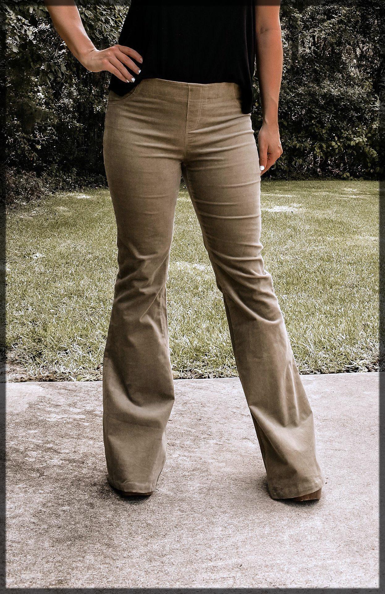 Bell Bottom Trouser