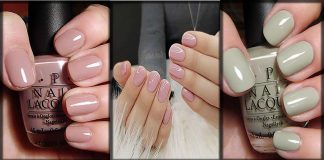 12 Cool Nude Nail Polish Colors for Every Skin tone - Neutral Nail Ideas