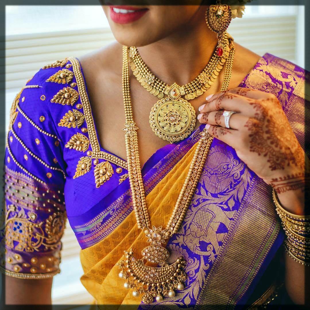 Indian Wedding Necklace Designs