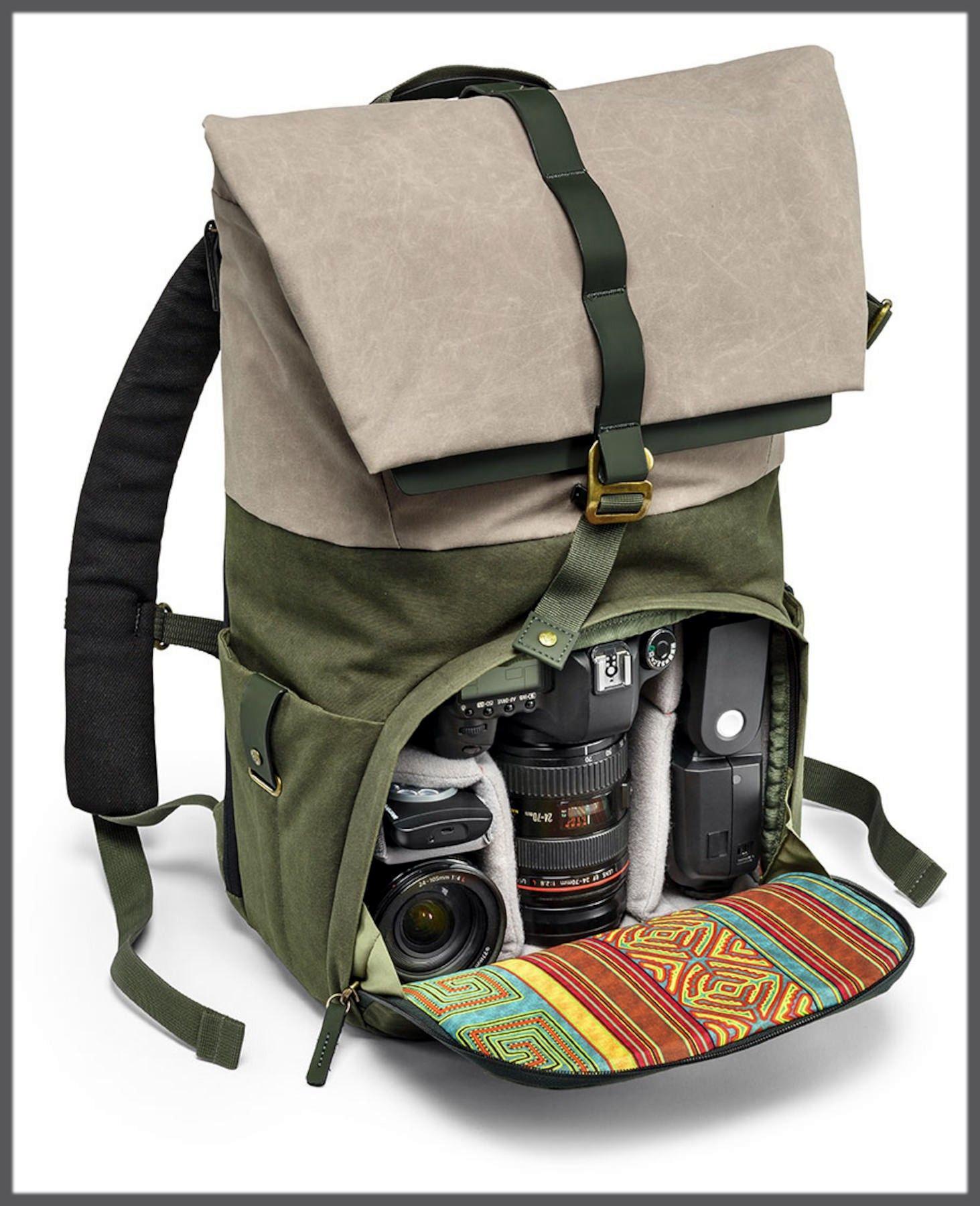 Innovative and Stylish Backpacks