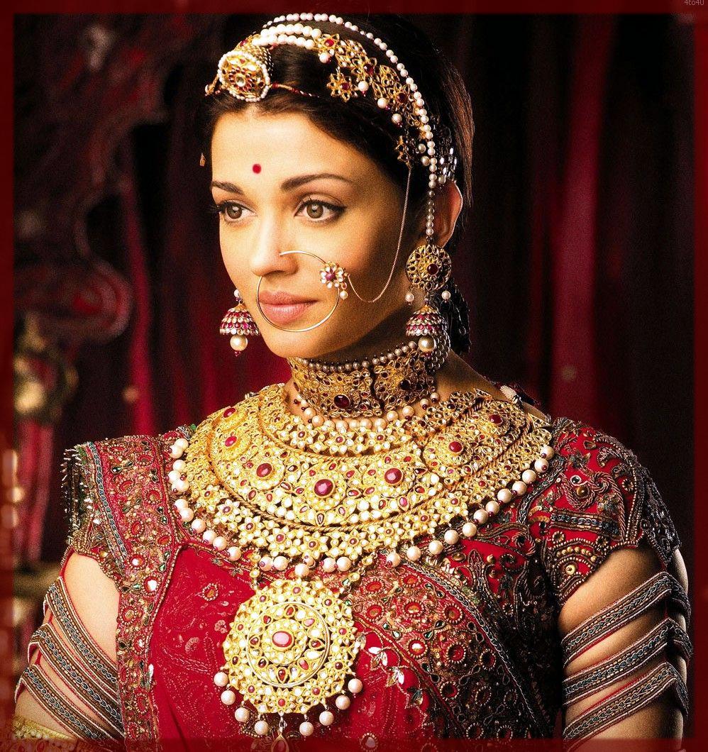 Jodha Akbar Bridal Neckband