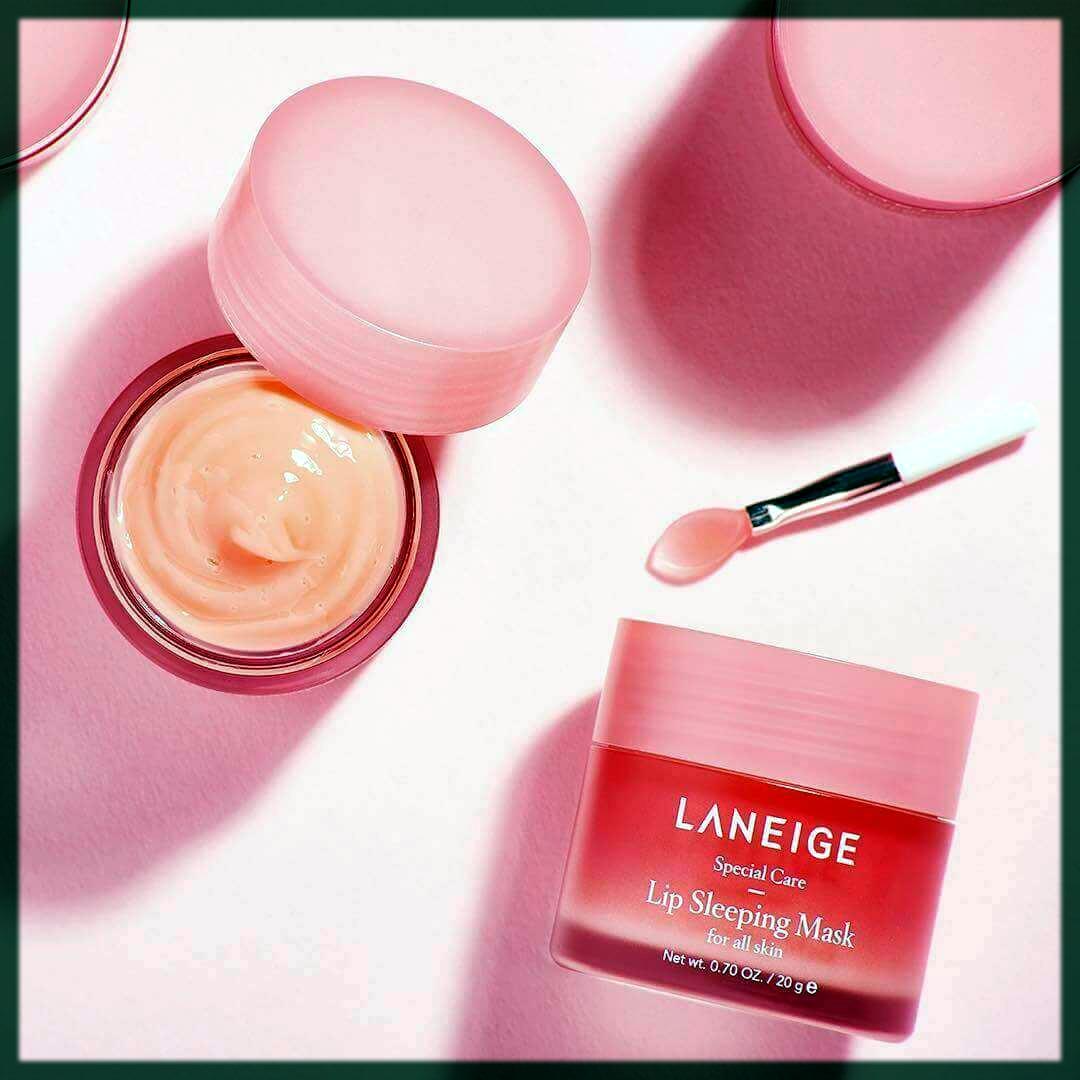 LANEIGE Lip Balms For Dry Lips