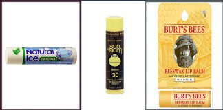 Best Lip Balms for Dry Lips - Moisturizing Balms for Soft and Smooth Lips