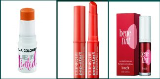 Best Lip and Cheek Tints/Stains that are Available in Pakistan [Top Brands]