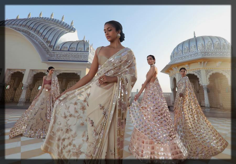 Latest Manish Malhotra Bridal Collection