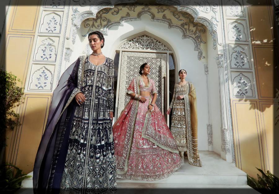 Latest and beautiful Manish Malhotra Bridal Collection