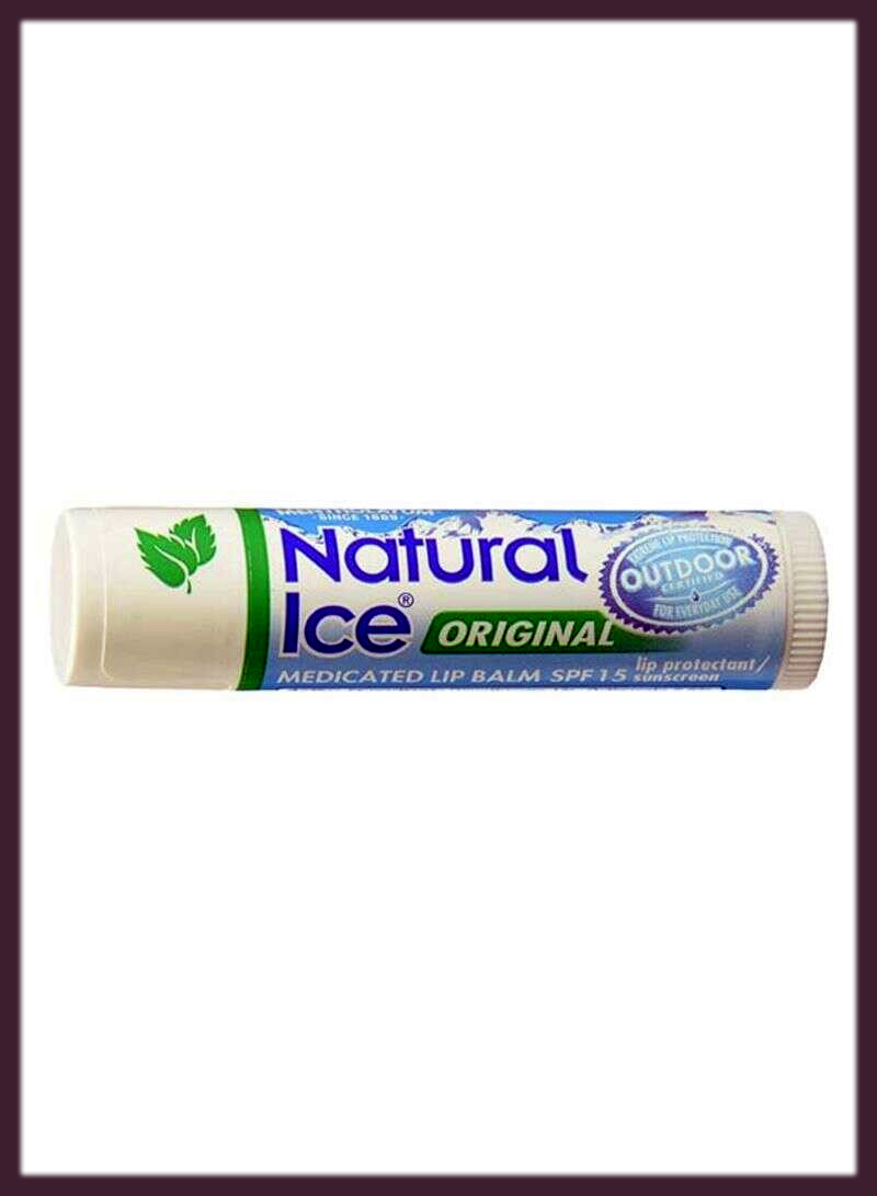 Natural Ice Lip Balms For Dry Lips