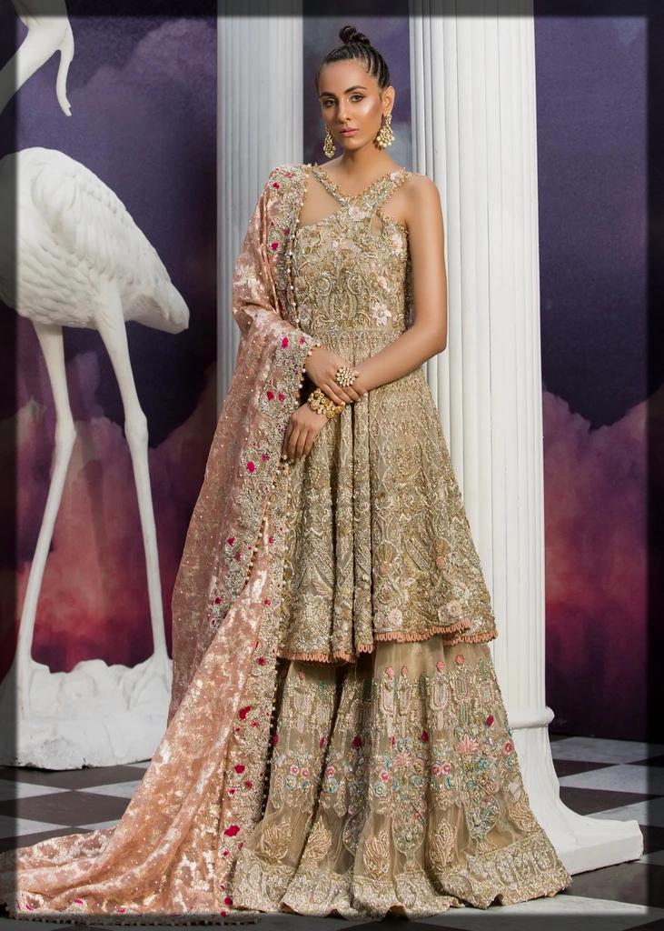 New Saira Shakira Bridal Collection