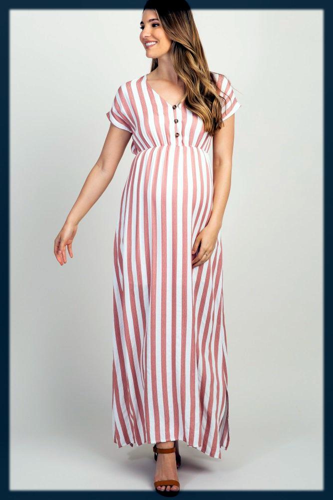 Pakistani Maternity Dresses