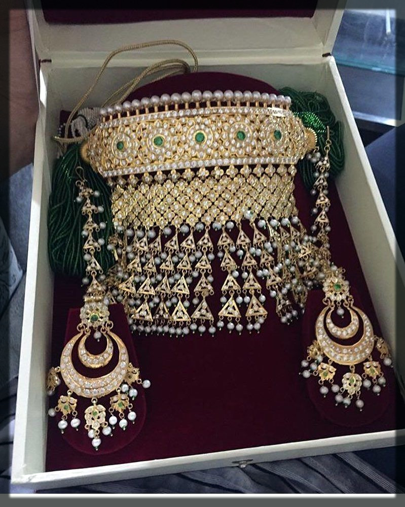 Rajputana Wedding Necklace Designs