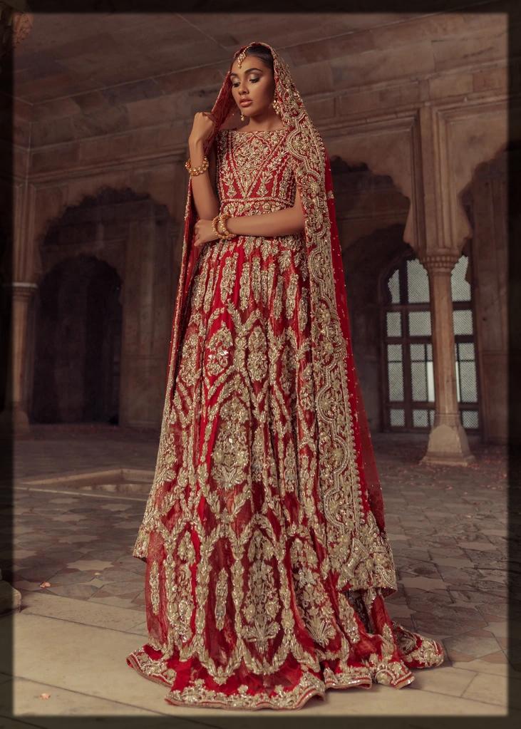 Saira Shakira Bridal Collection for Barat