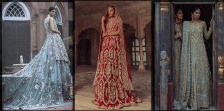 New Saira Shakira Bridal Collection 2021 - Nikah, Barat, Walima Dresses