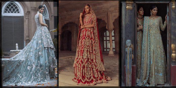 Saira Shakira Bridal Collection with Latest Designs of Wedding Dresses