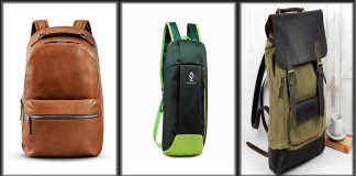 Trendy Backpacks for Men in 2021 - Work and Travel Bags for Him