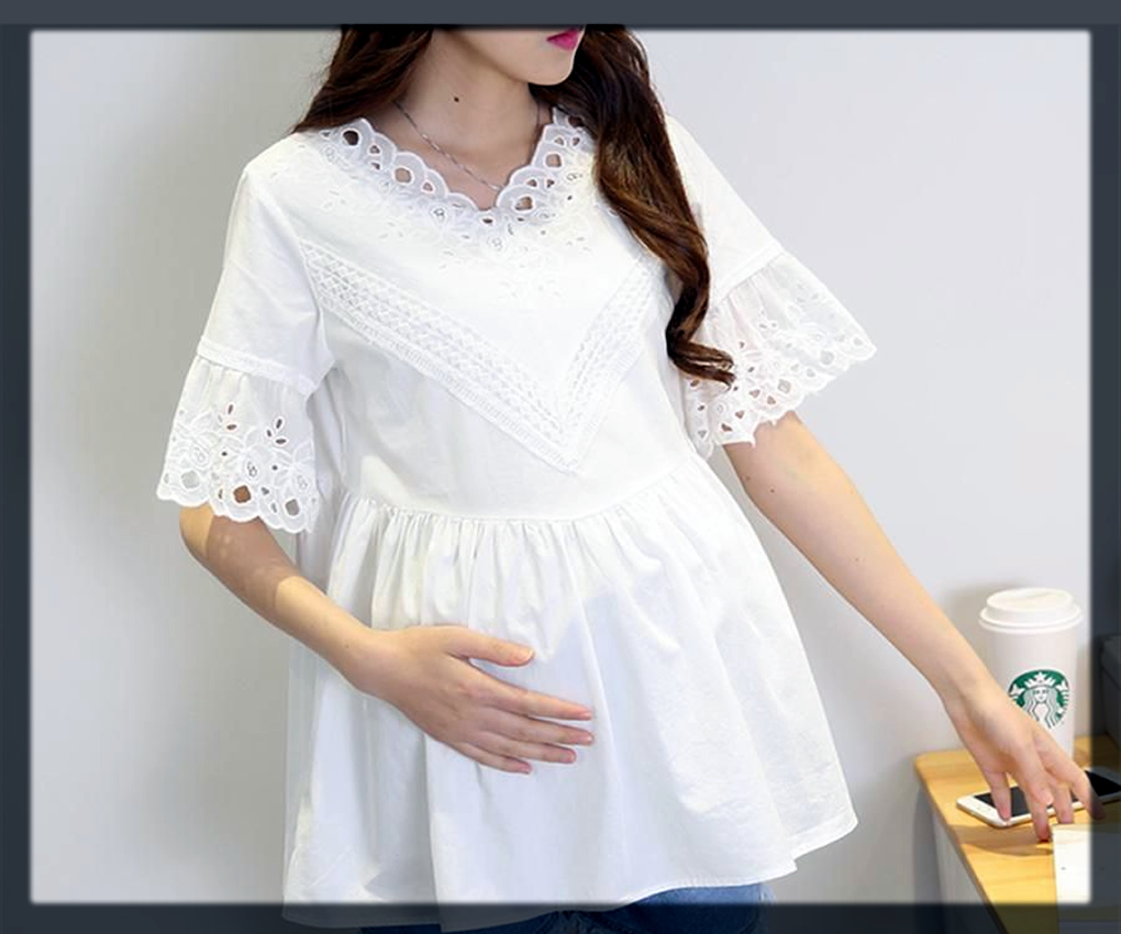 Tops for pregnent lady