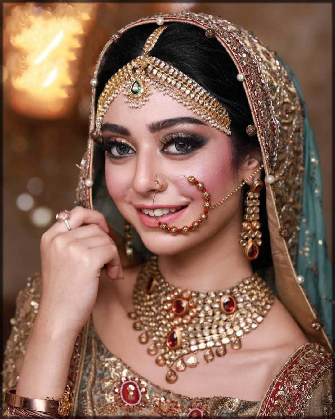 Bridal Nose Ring Styles
