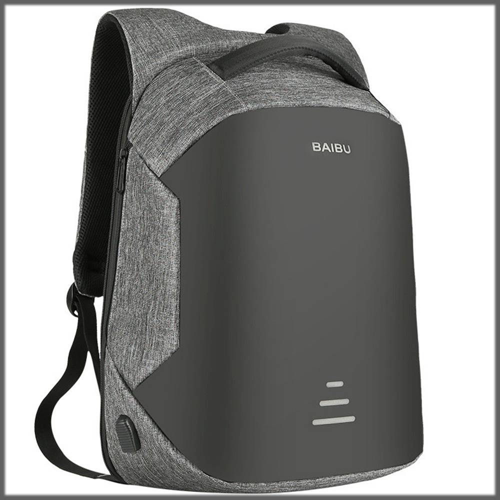 anti-theft waterproof electronic backpack