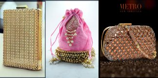 Bridal Clutches in Pakistan by Top Brands with Price - New Designs 2021