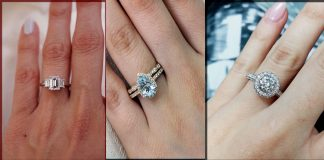 Latest Wedding Rings for Women 2021 - Cute Ring Designs for Bride