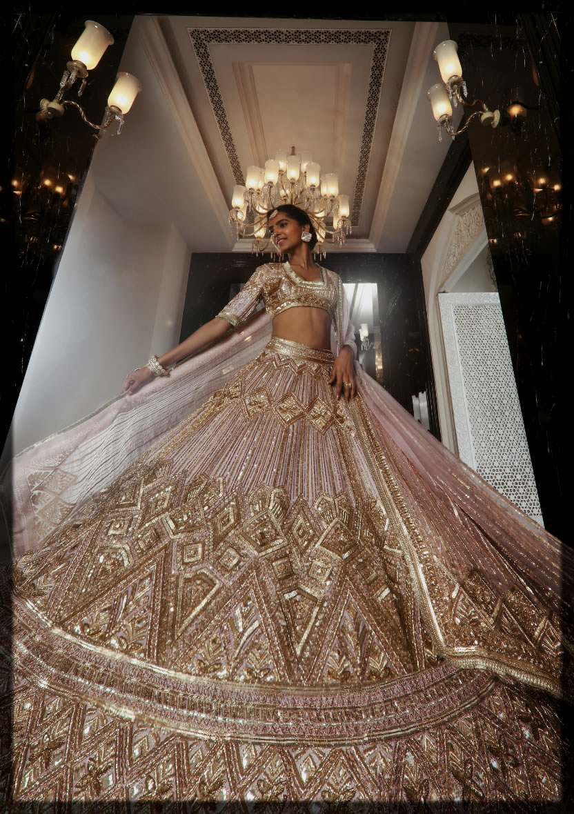 beautiful Manish Malhotra Bridal Collection