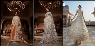 Latest Manish Malhotra Bridal Collection 2021 for Indian Brides Wedding