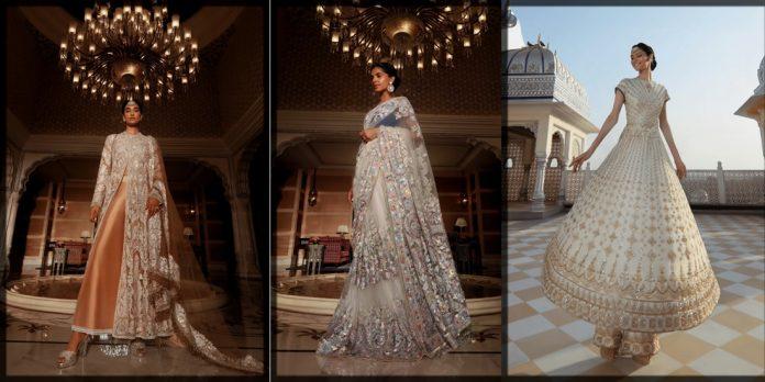 beautiful and latest Manish Malhotra Bridal Collection