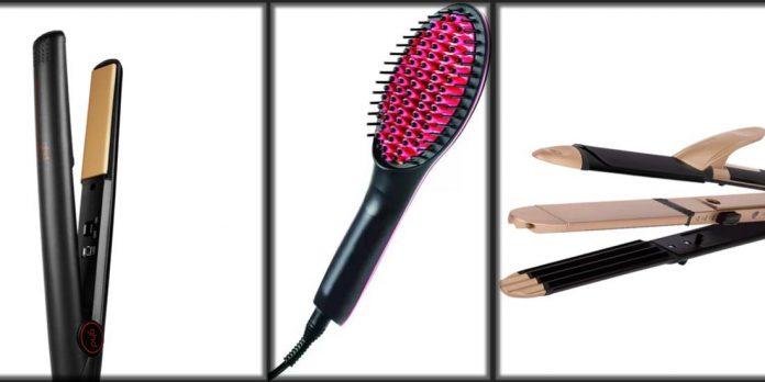 best branded hair straighteners 2020