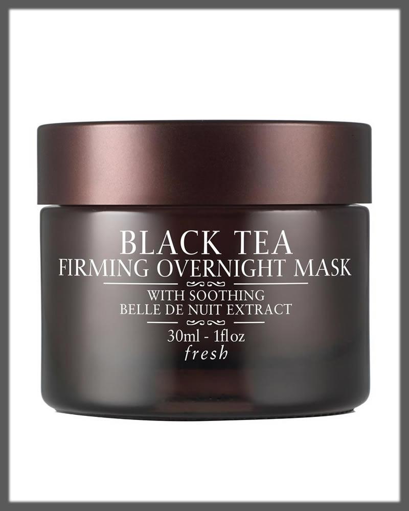 black tea skin cream