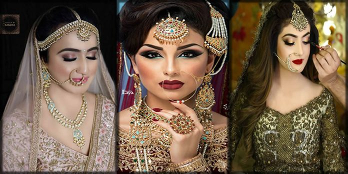 bridal nose rings style
